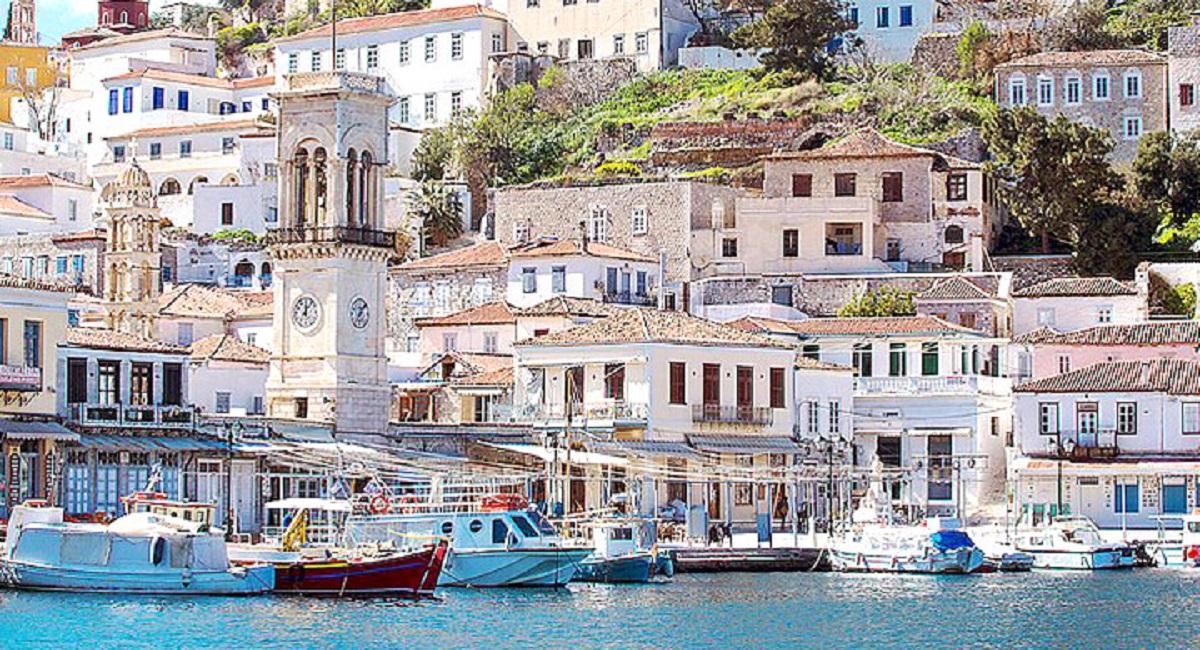 Хидра, гръцкият остров за мечтатели