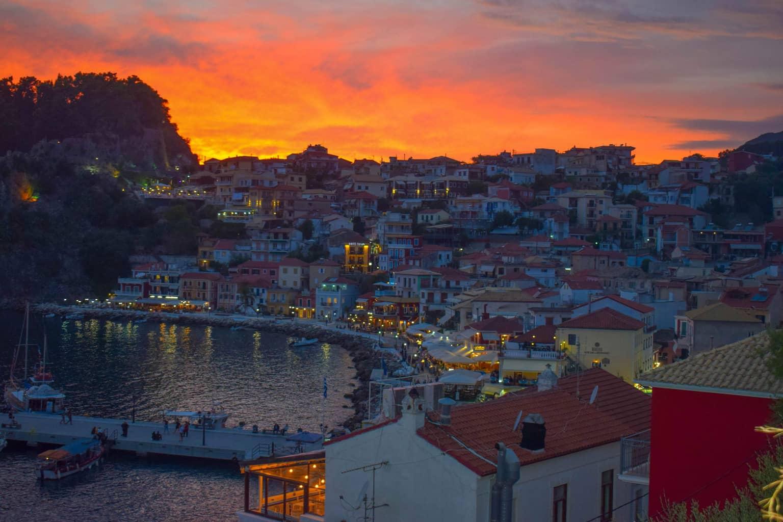 Парга: Принцесата на Епир