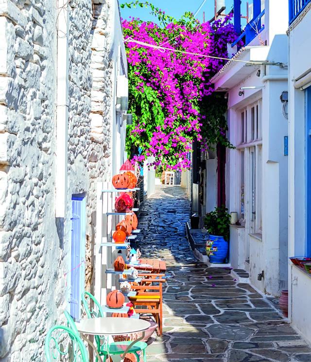 Ако има рай, сигурно е в Куфонисия!