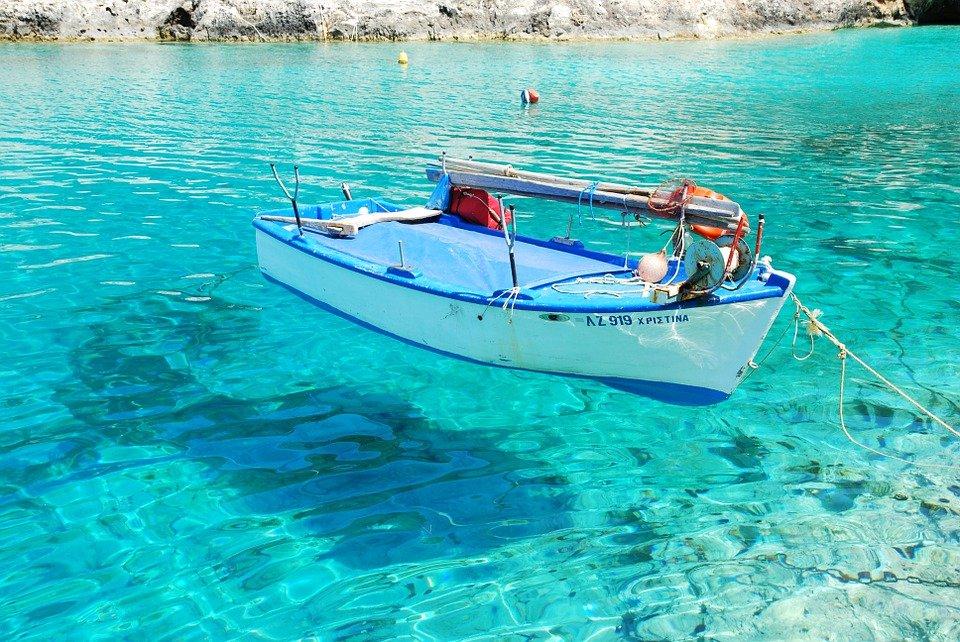 Лихадонисия: Гръцките Малдиви!