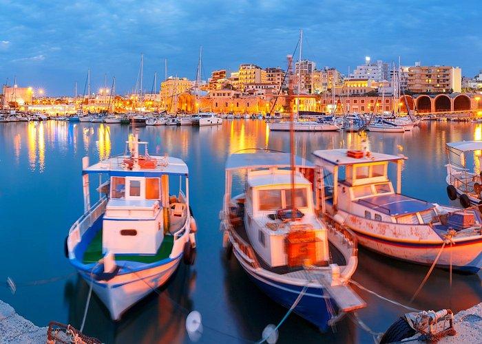 Магията на остров Крит